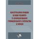 Конституційно-правові основи розвитку та функціонування громадянського суспільства в Україні